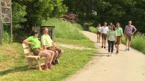 TV1 Bankerl - Zell am Pettenfirst