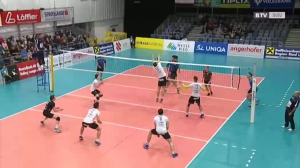 Volleyball: UVC Weberzeile Ried - UVC Holding Graz