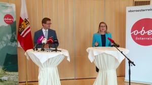Wirtschafts-Landesräte Konferenz in Bad Ischl
