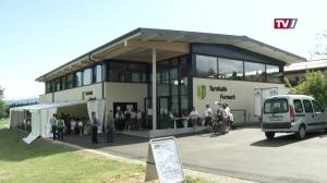 Feierliche Eröffnung Mehrzweckhalle in Fornach