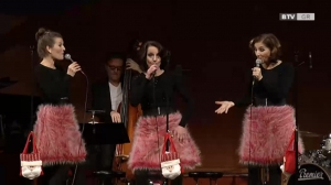A Tribute to the Andrew Sisters - Musiksommer Bad Schallerbach
