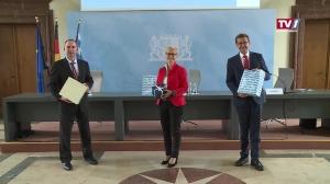 Oberösterreich und Bayern vertiefen ihre Wirtschaftsbeziehungen
