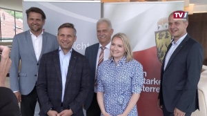 Neue Gesichter bei der ÖVP
