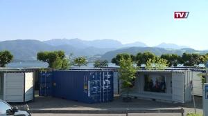 Gmunden.Photo – Zeitgenössische Fotografie in Containern im Seeviertel