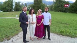 Zeit für Zuversicht: ÖVP-Sommerfest am Traunsee