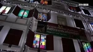 Grieskirchner Rathaus Adventkalender