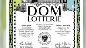 Lotterie für den Mariendom
