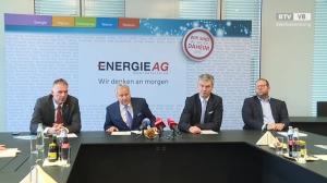 Energie AG  - Bilanzpressekonferenz