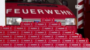 Eröffnungsfeier Feuerwehrhaus Pettenbach