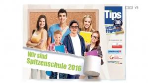 Tips kürt engagierteste Schule Oberösterreichs