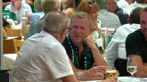 Gute Stimmung im Oberbank Business Club: SV Ried vs. Admira Wacker Mödling