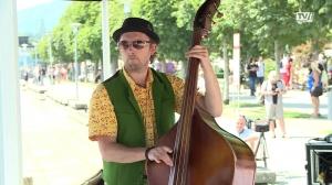 Hausmusik an den schönsten Plätzen Gmundens