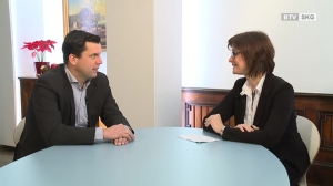 Zum Jahreswechsel ein ausführliches Interview mit Gmundens Bürgermeister
