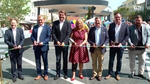 Kaiser-Josef-Platz Wels neu eröffnet