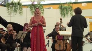 Wiener Musik beim Schlusskonzert Kurorchester Bad Schallerbach