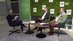 TV1-Talk im  WIFI OÖ
