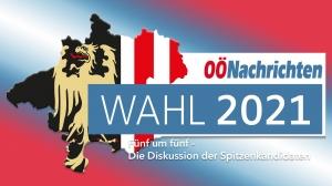 OÖN-Diskussion zur Linzer Gemeinderatswahl am 26. September