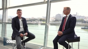 OÖN Talk: Thomas Stelzer