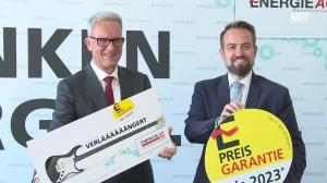 Energie AG verlängert Preisgarantie