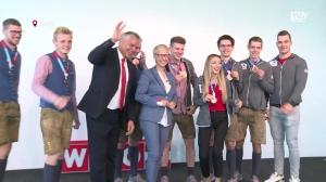 Oberösterreich bei EuroSkills erfolgreich