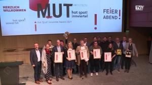 Hot Spot! Innviertel Award 2021