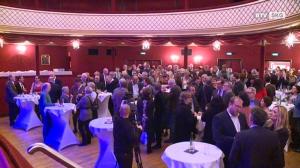 Neujahrsempfang der Stadt Gmunden  - ein vergnüglicher Abend für die vielen Gäste