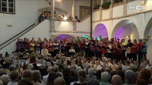 Schlosskonzert WK Laufen Gmunden-Engelhof mit Chören