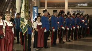 Bezirk Kirchdorf tanzte in Wien – 116. Ball der Oberösterreicher