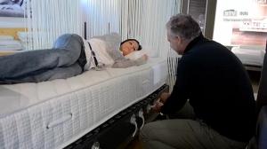 Einrichtungsfachhandel- Gesundes Schlafen