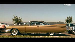 11. Cadillac Treffen mit Ausfahrt auf den Gmundnerberg