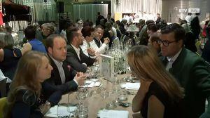 Shoppingtempel trifft Nobelrestaurant – ein Gala Dinner in der Weberzeile