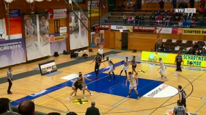 Basketball: Swans Gmunden – Traiskirchen Lions