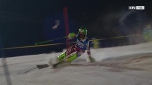 Flutlicht-Slalom in St. Georgen/A.