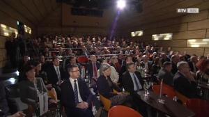 Die Schlagzeile des Jahres - Neujahrsempfang der OÖN und BTV in Braunau