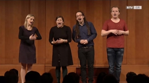 Vocalensemble Lalá begeisterte in Bad Schallerbach
