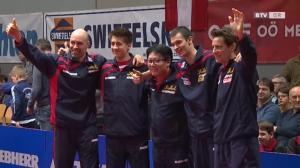 Österreich fährt fix zur Tischtennis EM nach Luxemburg