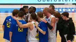 Basketball: Swans Gmunden - Kapfenberg Bulls