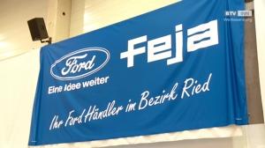 Ford Feja auf der Automesse Ried