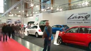 Autohaus Lang auf der Automesse Ried
