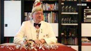 OÖ. Faschingspräsident Adalbert Zwölfer im BTV Portrait