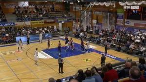 Basketball CUP 1/4 Finale: Basket Swans Gmunden - Fürstenfeld Panthers