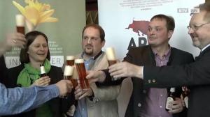 Saisonauftakt im Innviertel: Biermärz 2017