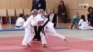 Innviertler Schülercup im Judo in Burgkirchen