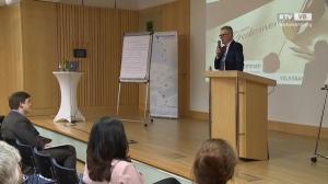 Volksbank Veranstaltung
