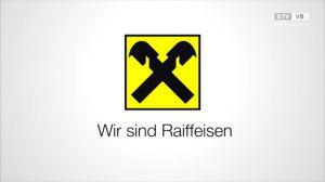 """""""Wir sind Raiffeisen"""" – Bankstelle Attersee Süd"""