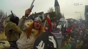 Faschingsumzug in Kirchham - Die sauberste Gemeinde im Ausnahmezustand