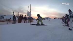 Night Fun Race - Skistars von Morgen auf dem Feuerkogel