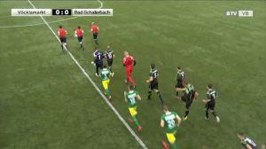 FB: Baunti Cup: Union Volksbank Vöcklamarkt – Bad Schallerbach