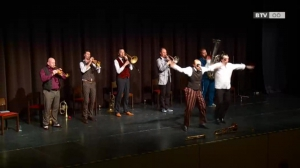 20. Trompetentage Vöcklabruck – Mnozil Brass mit Yes, Yes, Yes