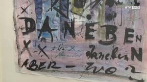 Vernissage Galerie 422 – Hans Staudacher & Walter Vopava